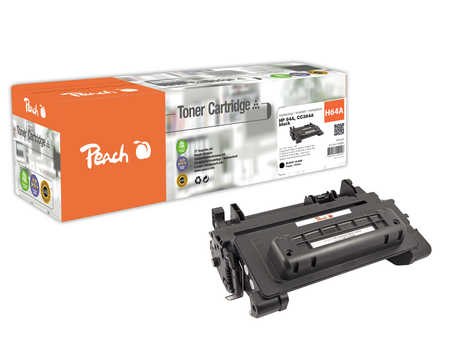 Peach  Tonermodul schwarz kompatibel zu Hersteller-ID: No. 64A, CC364A