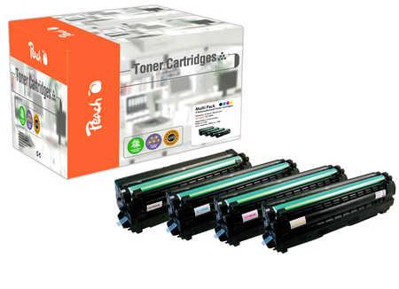 Peach  Spar Pack Tonermodule kompatibel zu Kompatibel mit CLT-504S
