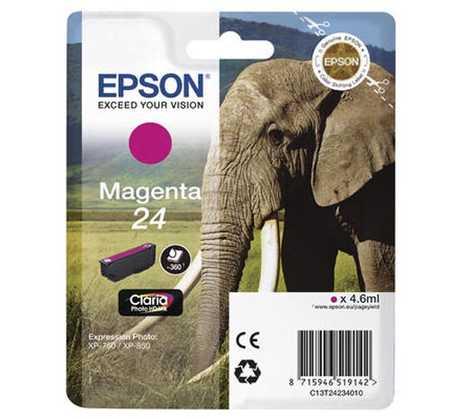 Original  Tintenpatrone magenta Hersteller-ID: No. 24 m, T2423