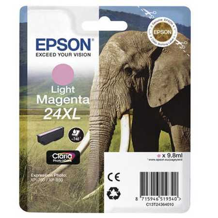 Original  Tintenpatrone XL light magenta Hersteller-ID: No. 24XL lm, T2436