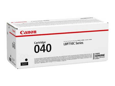 Original  Tonerpatrone schwarz Hersteller-ID: CRG-040 bk, 0460C001