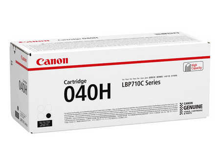 Original  Tonerpatrone schwarz Hersteller-ID: CRG-040H bk, 0461C001